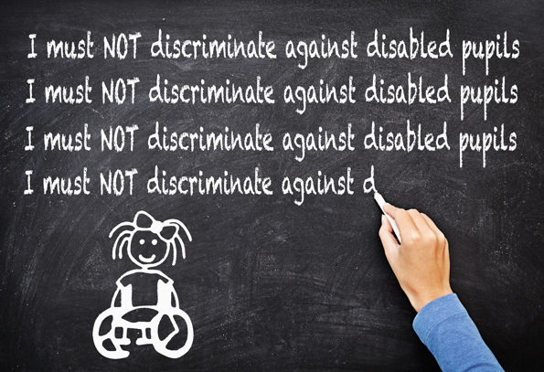 Discrimination against the disabled essay