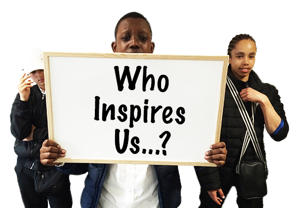 Who inspires us?